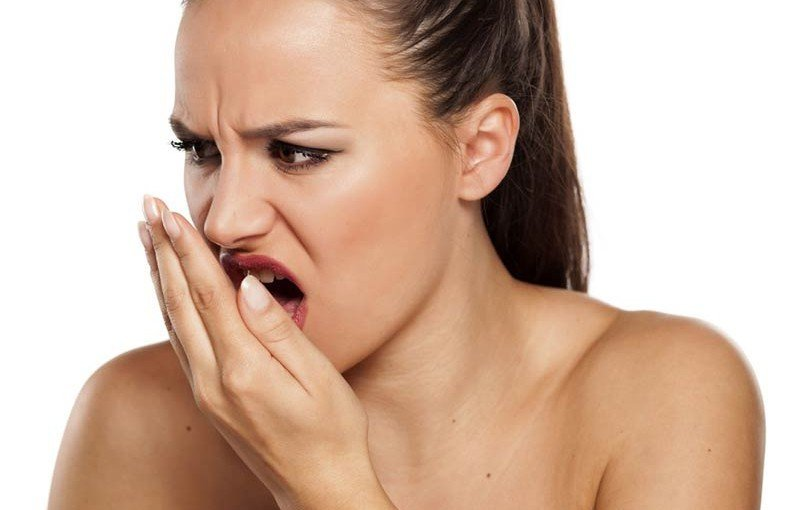 Bad breath- a big social repellent