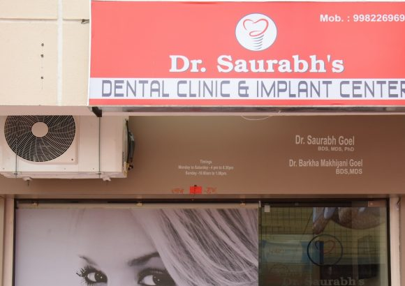 Benefits of dental treatment at Dr. Saurabh's Dental Clinic & Implant Center